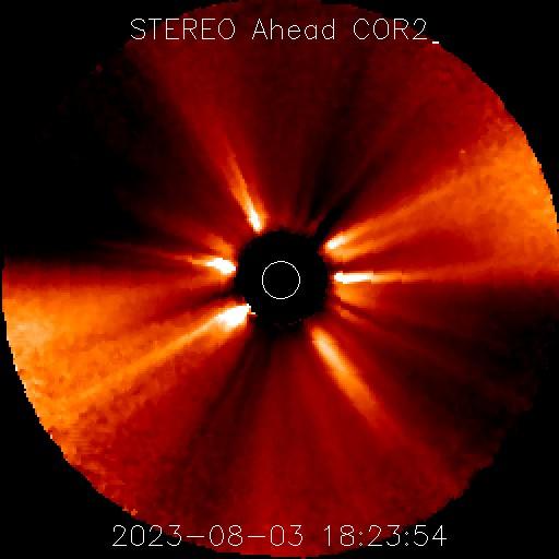NASA STEREO A
