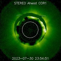 STEREO Ahead COR1
